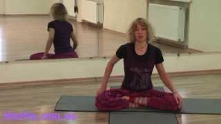 занятие по йоге урок № 1 СТ RAKASSA
