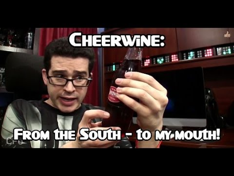 Frozen Cereal Review (and Cheerwine!)