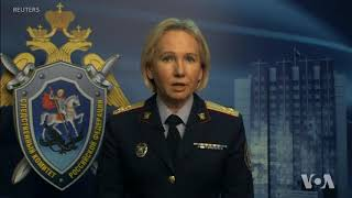 Russian Officials: Crimea School Shooting Was 'Mass Murder,' Not Terrorism - VOAVIDEO