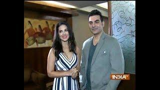 'I am doing the film because of Sunny Leone' says Tera Intezaar actor Arbaaz Khan - INDIATV