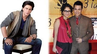 Aamir Khan and Kiran Rao signed for crores, Shahrukh Khan's shoot delayed due to short circuit