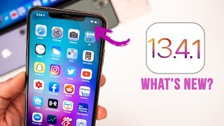 iOS 13.4.1 Released - What's New?