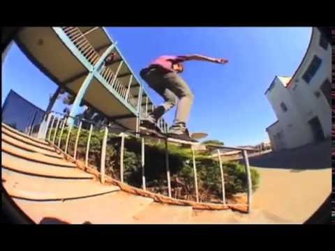 "Justin ""Figgy"" Figueroa Emerica Stay Gold Re-Edit."