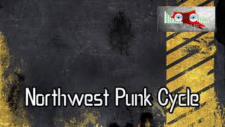 Royalty Free :Northwest Punk Cycle