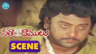 Seetha Ramulu Movie Scenes - Jayaprada Falls Sick || Krishnam Raju, Jayaprada - IDREAMMOVIES