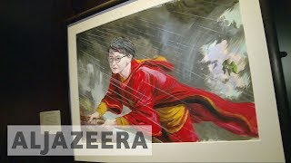 British Library celebrates 20 years of Harry Potter - ALJAZEERAENGLISH