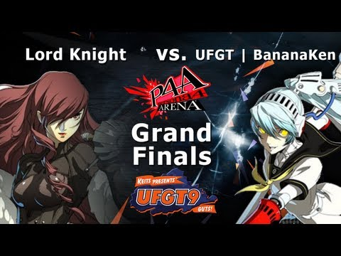 UFGT9 - Lord Knight Vs. UFGT | BananKen - P4A Grand Finals