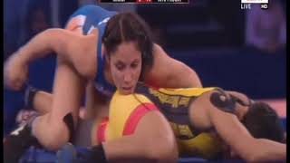 PWL 3 Day 13: Maroi Mezien Vs Ritu Phogat at Pro Wrestling League season 3 | Full Match - ITVNEWSINDIA
