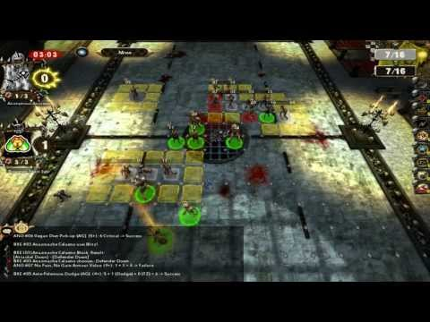 (G11)Khemri VS Amazon First half Crunch Cup Blood Bowl: CE