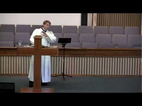 Knoxville Presbyterian Church Sermon from Knoxville Presbyterian Church Pastor David Queener