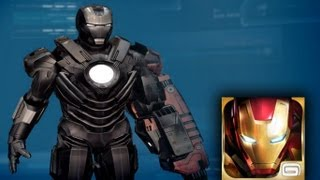 Iron Man 3: The Official Game - Mark 29 - FIDDLER