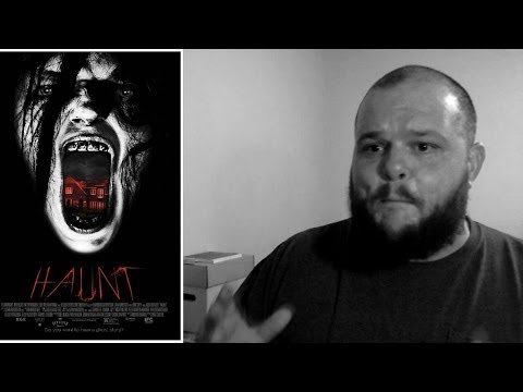 Haunt (2013) movie review horror mystery ghost
