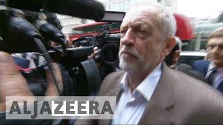 UK: Uncertainty looms over Labour party leader - ALJAZEERAENGLISH