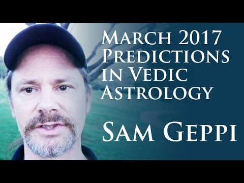 March 2017 Astrology Predictions - Aries Fury | Venus Retrograde | Pisces Passion