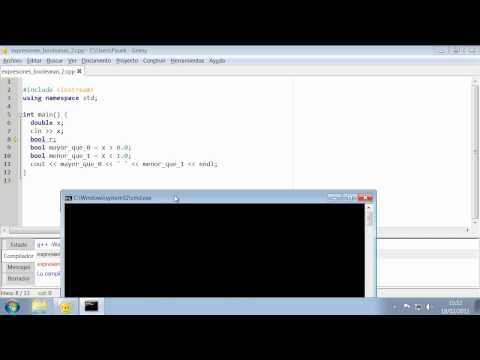 C++ - Expresiones Booleanas 2 (AND)