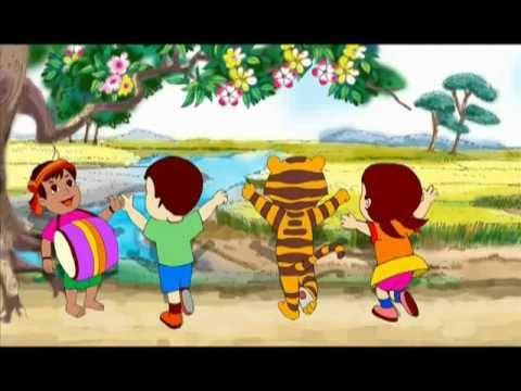 Bengali Nursery Rhyme - Chotto Amra Shishu - Bengali O Bangladeshi