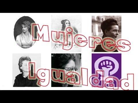 Mujeres que lucharon por la igualdad