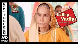 Balika Vadhu : Episode 1733 - 22nd November 2014