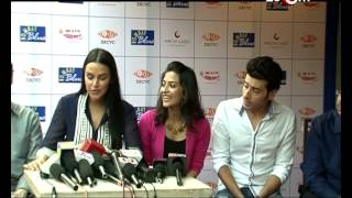 Neha Dhupia and her team support a cause for the Blind! | Bollywood News