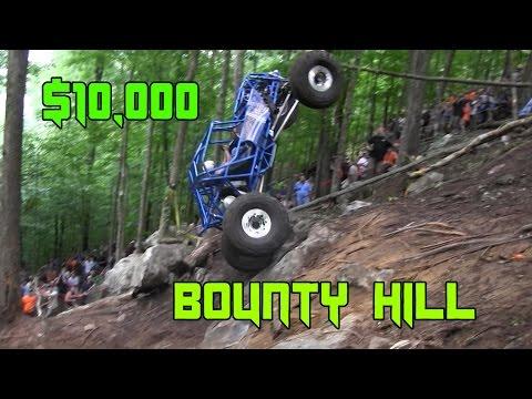 $10,000 BOUNTY HILL CLIMB
