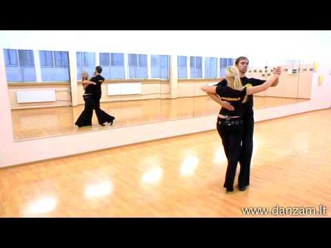 DANZA M nemokama šokių pamoka - Tango