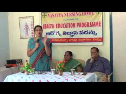 Dr Samaram's Health Education Program, Talk on Adolescent Health Part 4