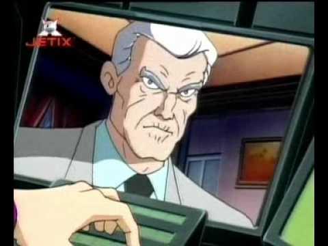 """Spiderman Odcinek 25 """"Zniszczony przez czas"""" (1/2)"""
