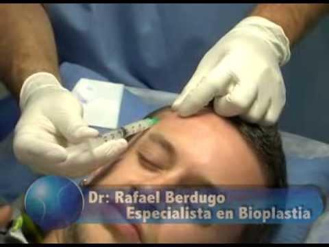 bioplastia pasciente de subsiciòn de cicatriz.
