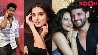 Sidharth Malhotra & Tara Sutaria and Zaheer Iqbal & Sonakshi Sinha the latest Bollywood Couples? - ZOOMDEKHO