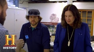 Ozzy & Jack's World Detour: 'Wife Jerky' Sneak Peek | Sundays 10/9c | History - HISTORYCHANNEL