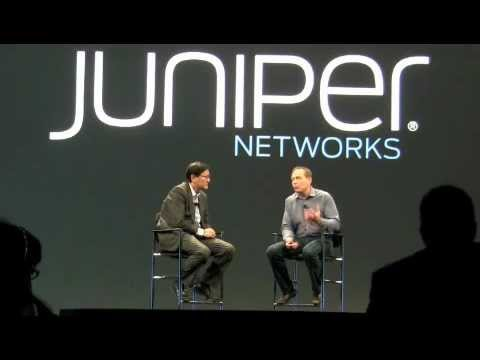 Juniper vs Cisco Software Defined Networking (SDN)