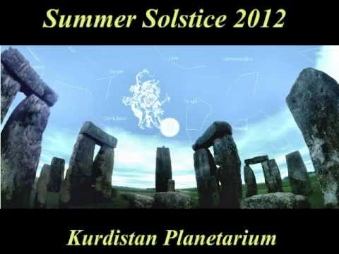 Summer Solstice 20 June 2012