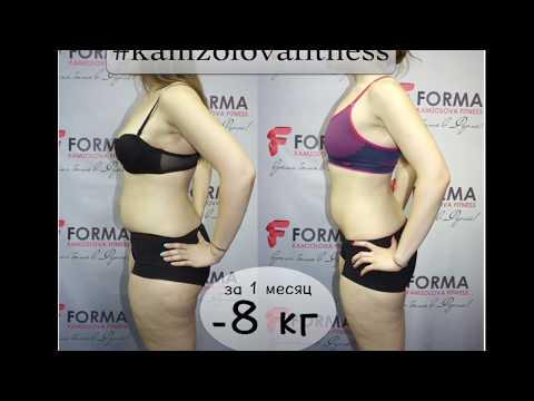 Как похудеть на 8 кг за 3 месяца в домашних условиях
