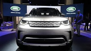 Land Rover Unveils New Discovery for the Digital Age - WSJDIGITALNETWORK