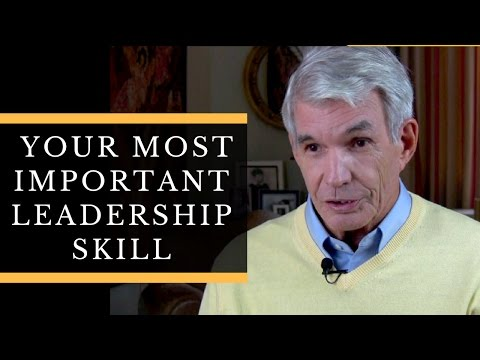 Your Most Important Leadership Skill: Listening (Leadership Skills for Managers Part 4)