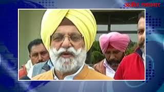 Video:चंडीगढ़ : सुखपाल खैहरा चीज ही  क्या है: राणा गुरजीत
