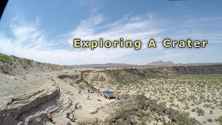 Exploring A Crater - NASAEXPLORER