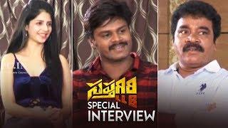 Sapthigiri LLB Movie Team Special Interview | Sapthagiri | Kashish | TFPC - TFPC