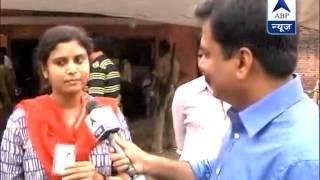 Polling in progress for Assembly by-polls in Hajipur, Bihar - ABPNEWSTV