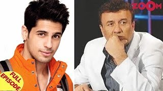 Sidharth Malhotra nervous for Jabariya Jodi | Anu Malik walks off when asked about #MeToo & more - ZOOMDEKHO
