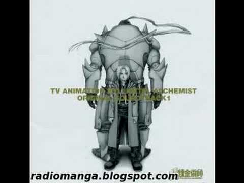 Full Metal Alchemist OST 1 - Brothers