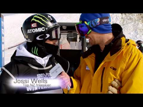 Michael Hill TV Winter Games Ep4, Freeski Big AIr