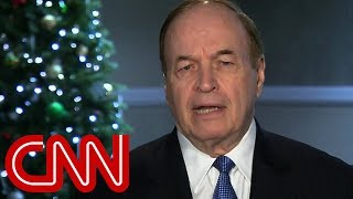 Republican senator: I couldn't vote for Roy Moore - CNN