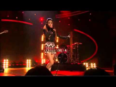 STUDIO VERSION - TOP 6 - Jessica Sanchez - Bohemian Rhapsody - American Idol 11