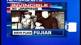 Invincible Xi Jinping: Third most powerful man - NEWSXLIVE