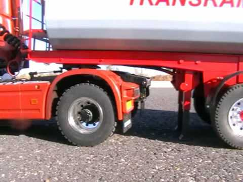 SCANIA R-620 SUSPENSION NEUMATICA