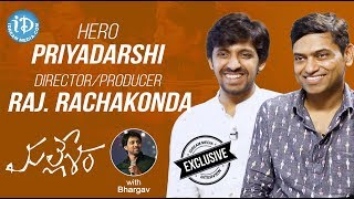 Actor Priyadarshi & Director Raj Rachakonda Full Interview || Talking Movies With iDream - IDREAMMOVIES
