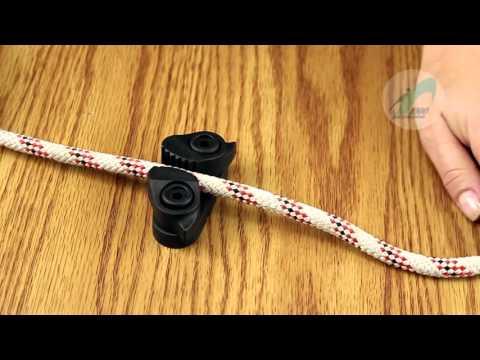 Кулачковый стопор для веревки