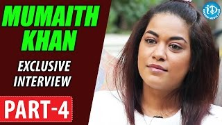 Mumaith Khan Exclusive Interview PART 4 || Talking Movies With iDream - IDREAMMOVIES