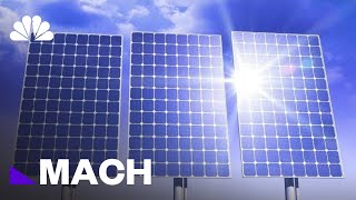 This Is How Solar Panels Work | Mach | NBC News - NBCNEWS